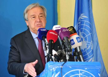 UN chief says ending poverty crucial tosustainable future for all