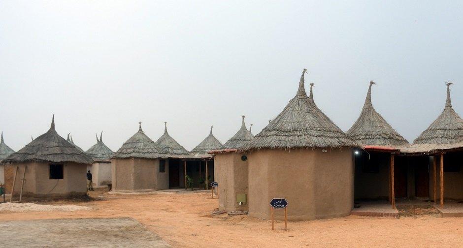 Makli where beggars turn into artisan community