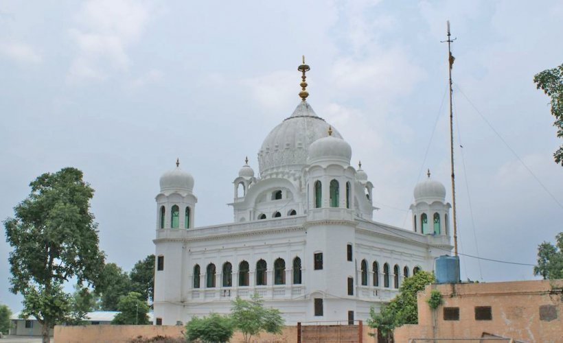 Monument of love, peace in Kartarpur welcomes followers