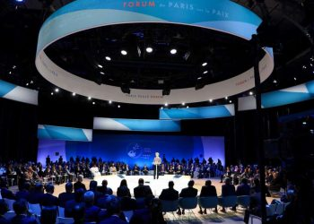 World leaders, policymakers, entrepreneurs, activists join peace forum in Paris
