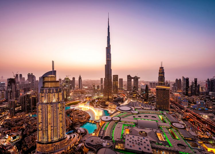 Dubai is a regional hub for tourism, foreign trade and business services