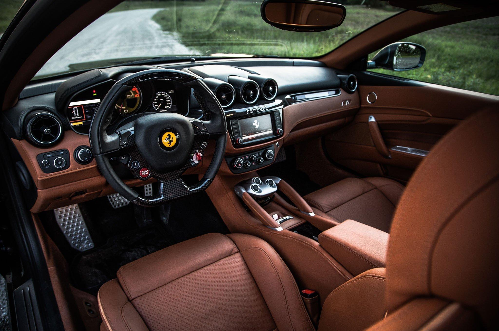 Ferrari FF is a grand tourer presented by Italian automobile manufacturer Ferrari on March 1, 2011.