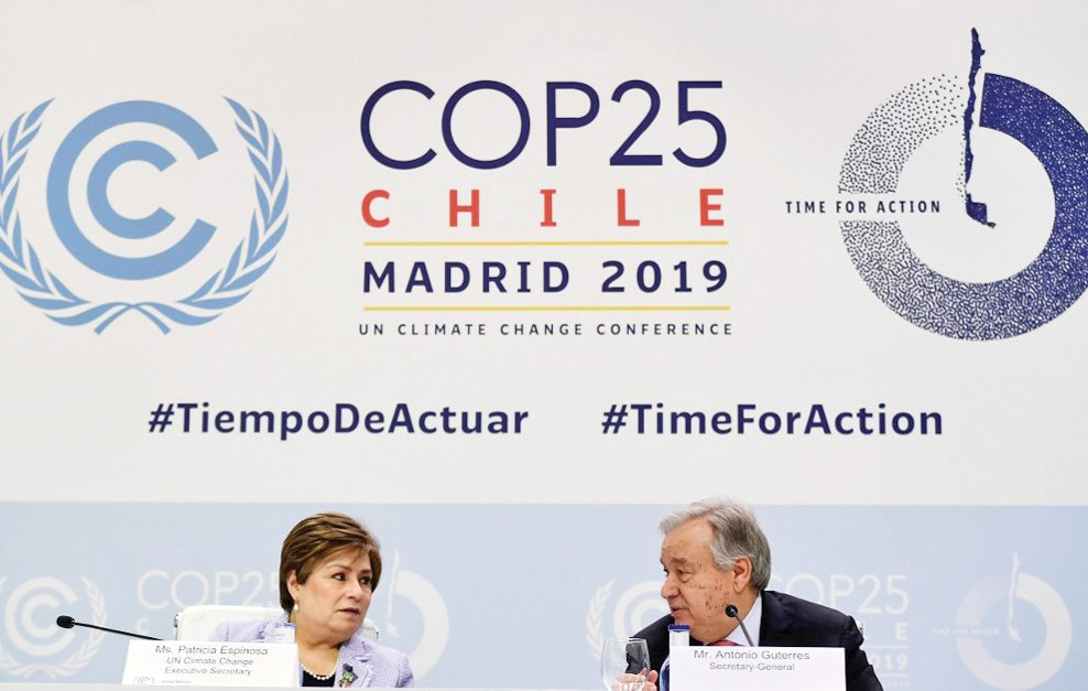 UN chief asks nations to stop war against nature