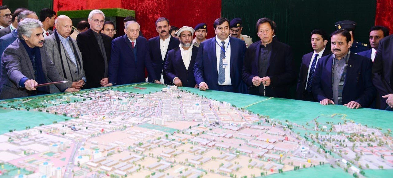 Officials say Allama Iqbal Industrial City will contribute to Pakistan's GDP, increase exports and would also encourage import substitution.