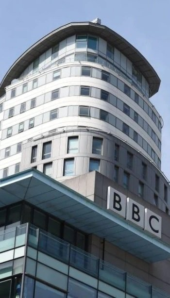 Fran Unsworth says BBC is fundamental to contributing to a healthy democracy in UK, around the world