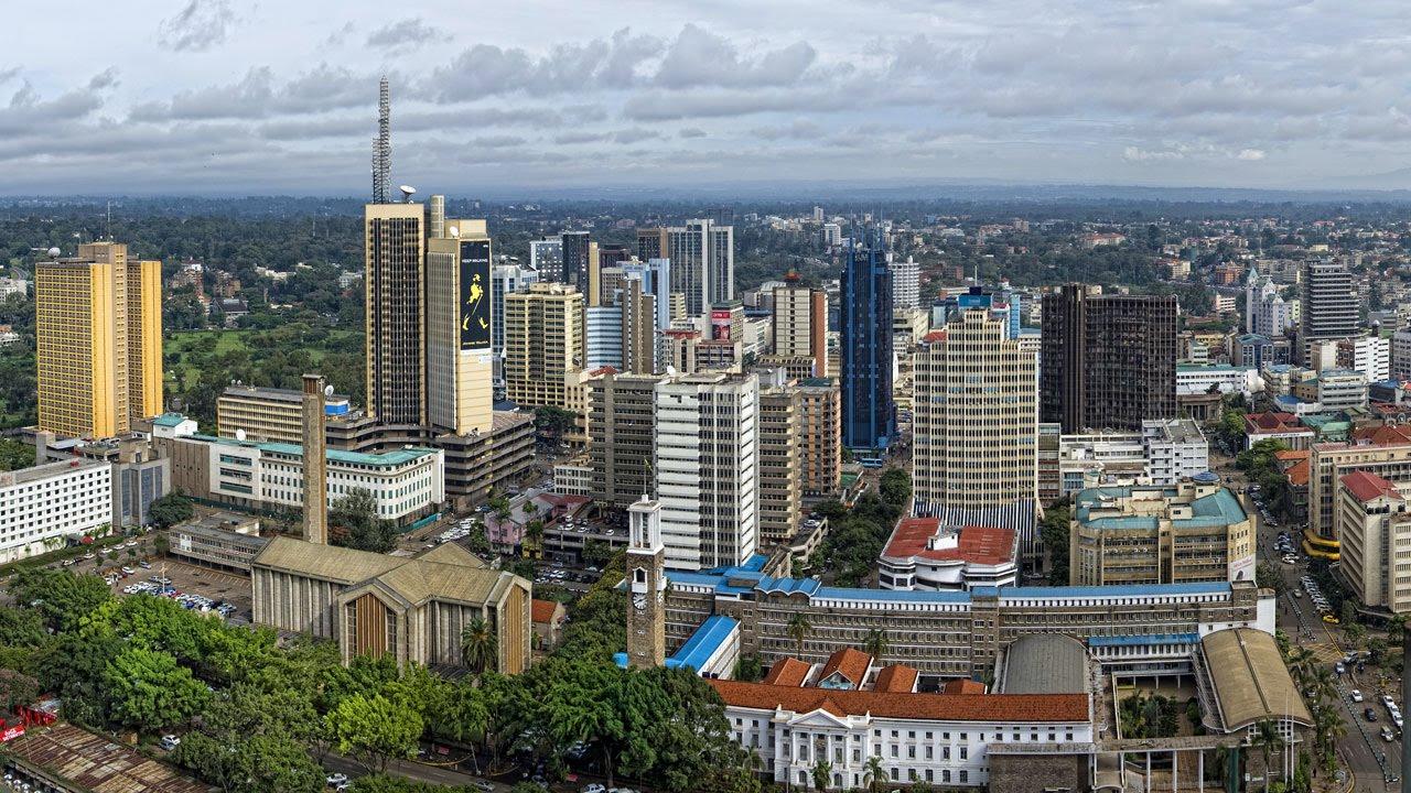 Nairobi, the Kenyan capital