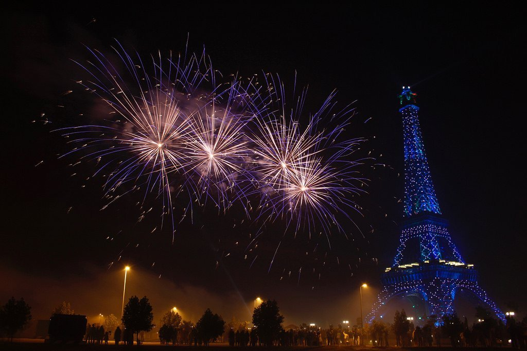 Pakistanis welcome 2020 with spectacular fireworks