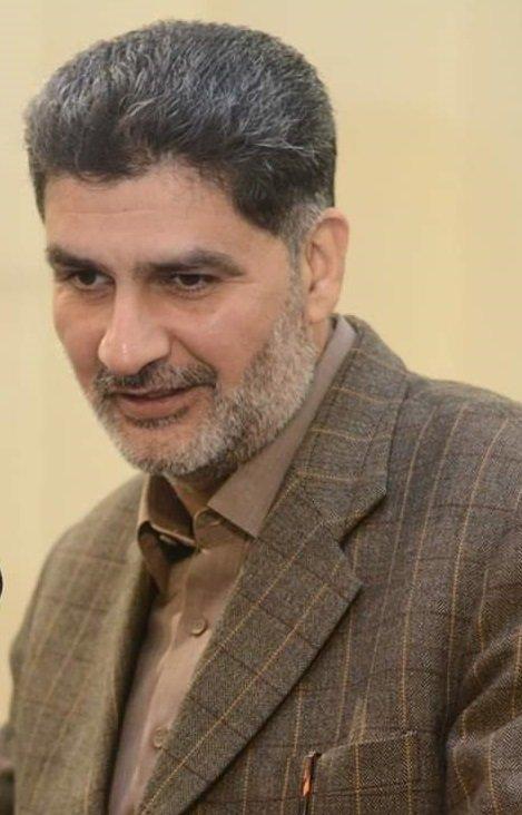 Dr Muhammad Arif Butt