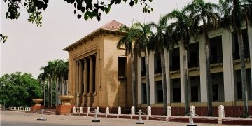 A file photo of Punjab Assembly building in Lahore.