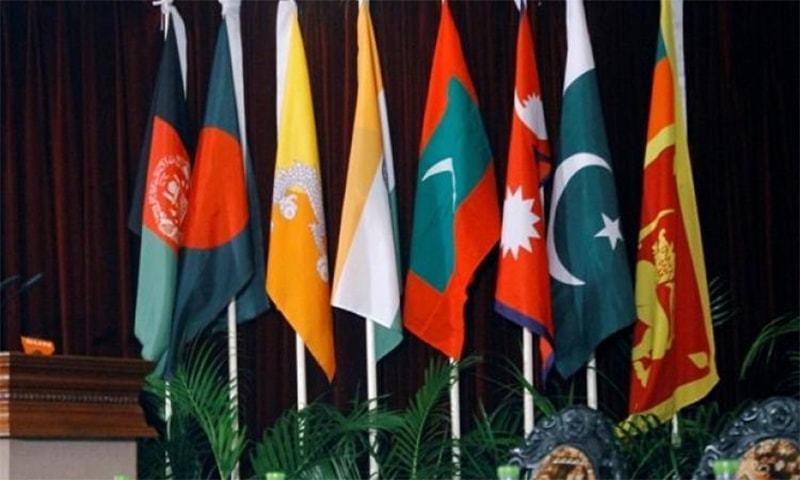 SAARC Flags