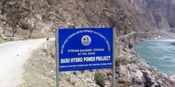 Dasu Power Project