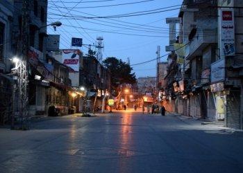 Lockdown in Pakistan
