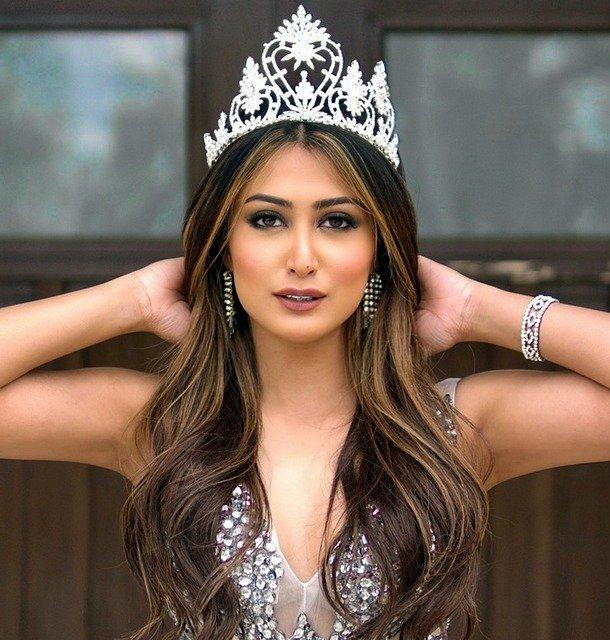 Meet Mrs Pakistan World 2020, Ravish Zahid Thomas