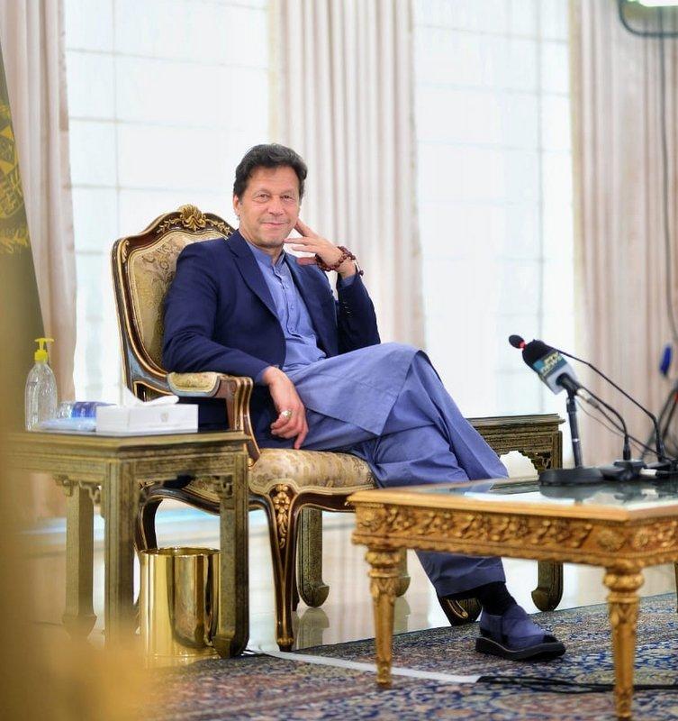 PM Imran Khan Addressing Youtubers