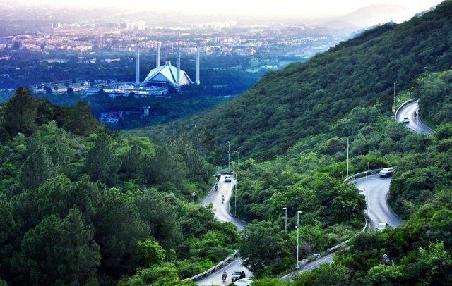 Islamabad is the jewel