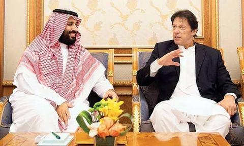 Pakistan repays $1 billion to Saudi Arabia