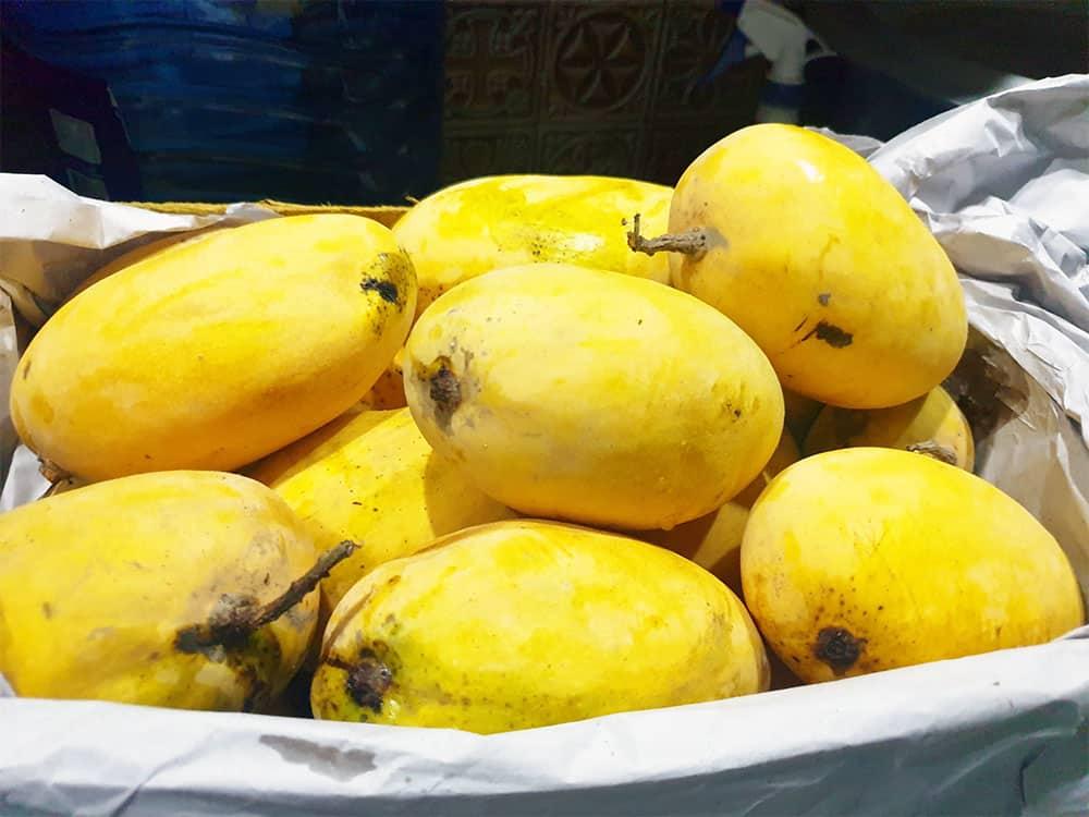The king of fruit 'Mango' has economic future for Pakistan