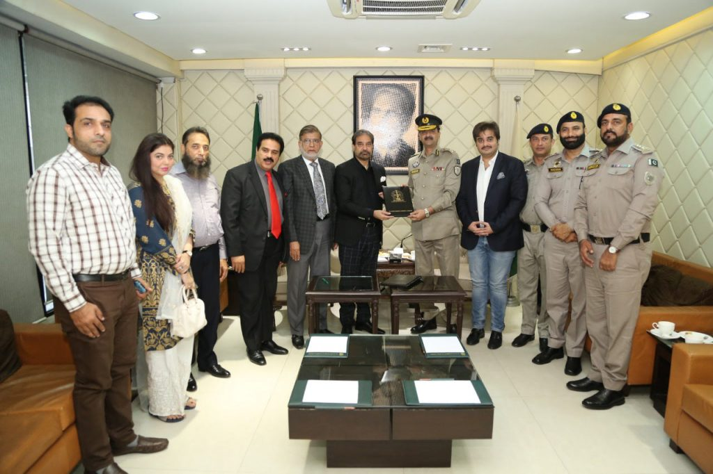 LCCI inks MoU with NH&MP