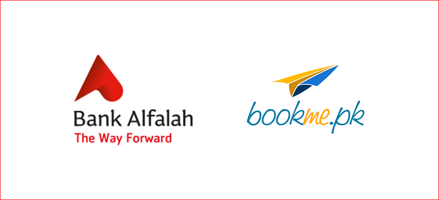 Bank Alfalah Launches E-ticketing powered by Bookme