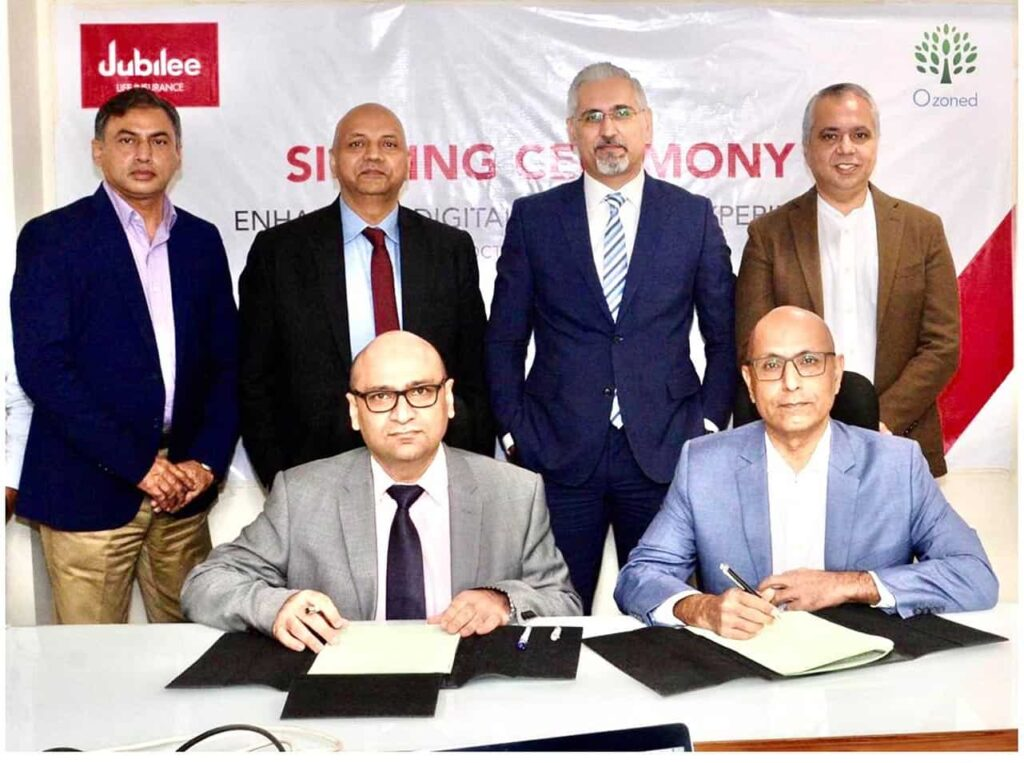 Jubilee Insurance partners with Ozoned Digital
