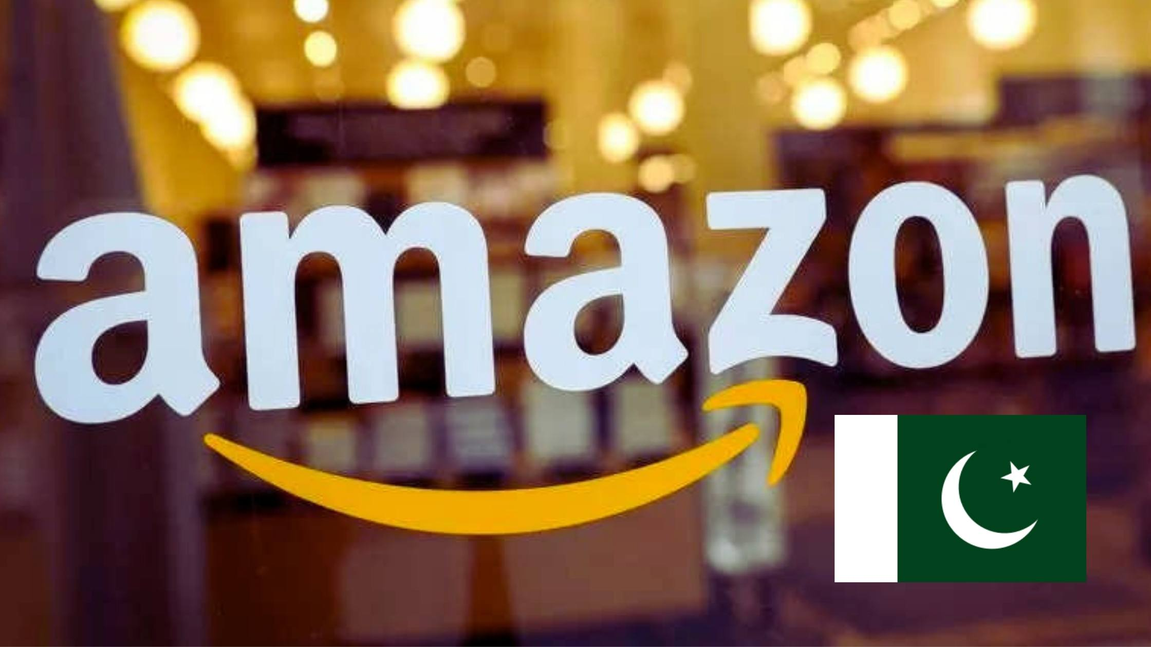 Create a Amazon Seller account in Pakistan