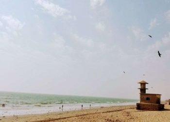 Eco-tourism on card at Karachi's Hawkesbay, Sandspit beaches