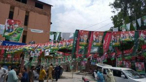 PTI Wins Elections