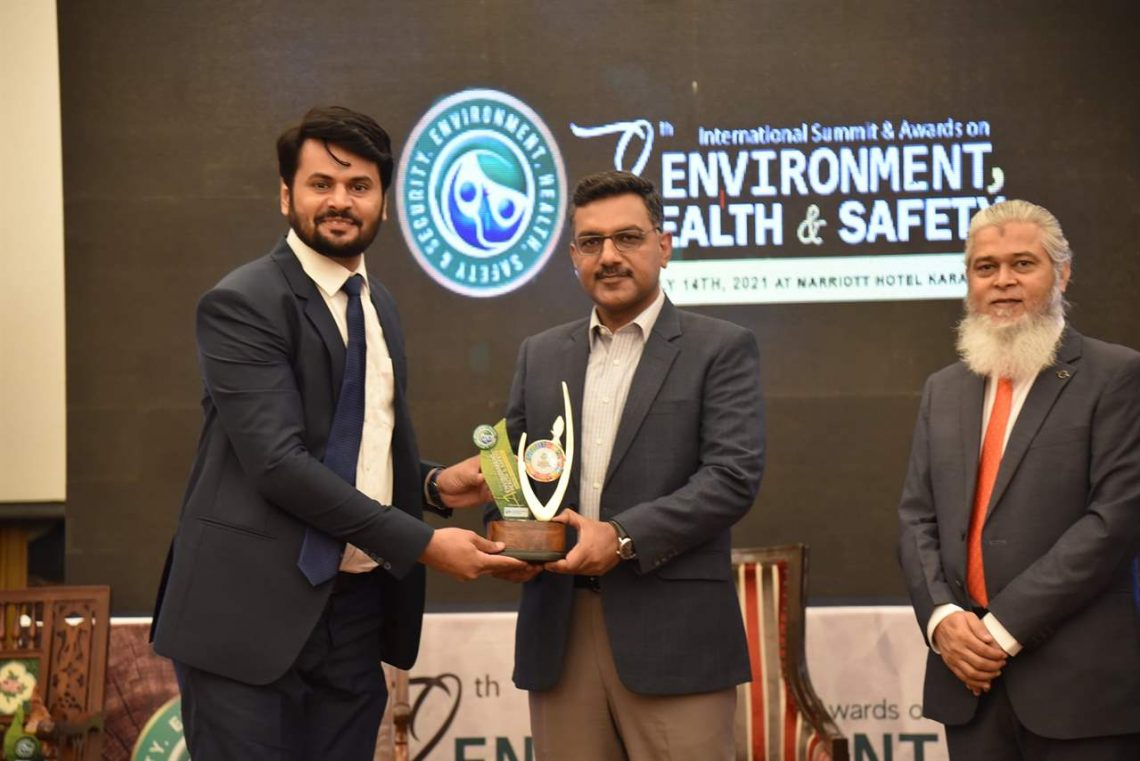 safety excellence in Pakistan